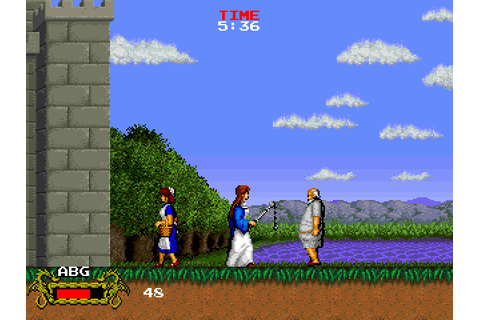 Cadash (1989) Arcade game