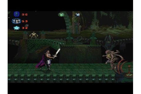 Skeleton Warriors Gameplay (PlayStation) - YouTube