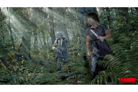 Rambo The Video Game Download For PC - Download Free Games