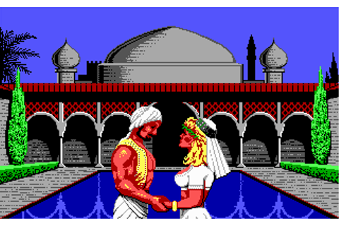 Download Sinbad and the Throne of the Falcon | Abandonia