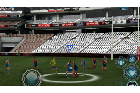AFl LIVE 2 ( ON THE IPAD!!! ) - YouTube