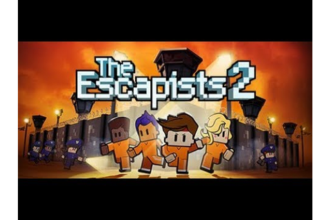 Crafting some tools! | The Escapists 2 | Part 2 - YouTube