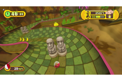 Super Monkey Ball: Step & Roll release date is February 9 ...