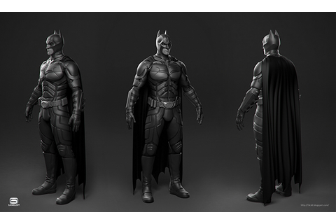 The Dark Knight Rises (mobile game) on Behance