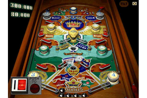 Microsoft Pinball Arcade Download (1998 Arcade action Game)