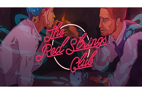 The Red Strings Club Free PC Game Archives - Free GoG PC Games