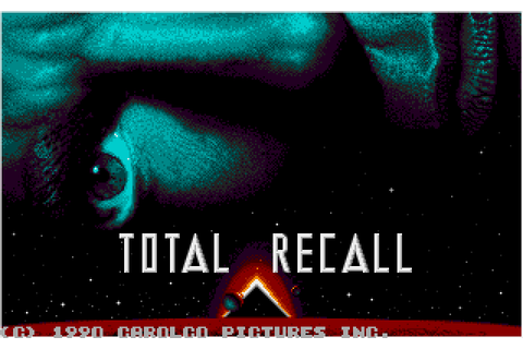 Super Adventures in Gaming: Total Recall
