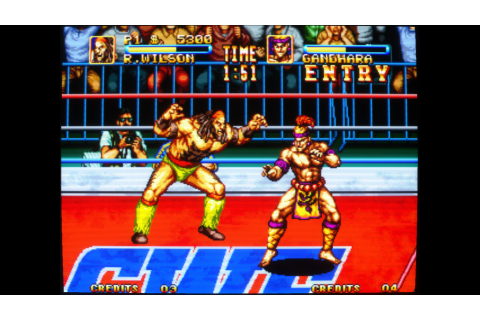 Review: 3 Count Bout on Neo Geo | GGGames
