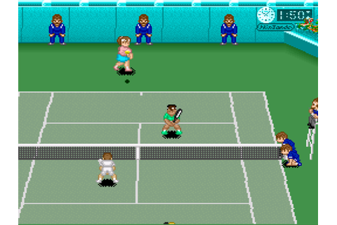 Super Tennis Download Game | GameFabrique