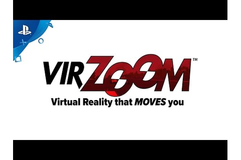 VirZOOM Arcade Game | PS4 - PlayStation