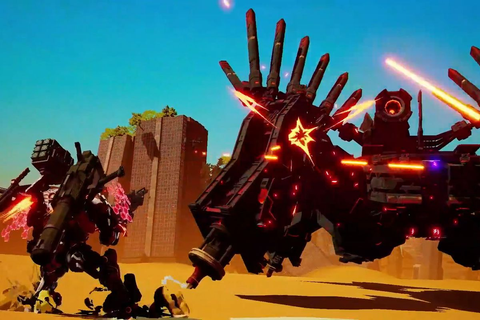 Daemon X Machina getting a free demo for Nintendo Switch ...