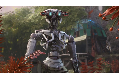 Stormland trailer shows robot exploration in VR at the PC ...