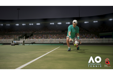 AO International Tennis Review (PS4) | Push Square