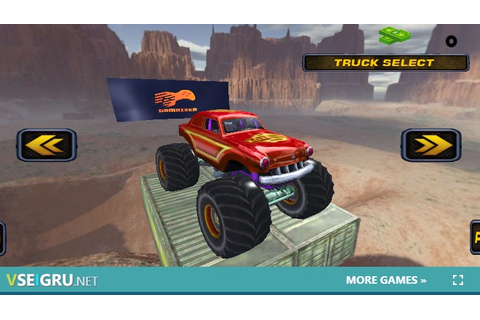 Monster Truck Dirt Rally Game - Play Monster Truck Dirt ...