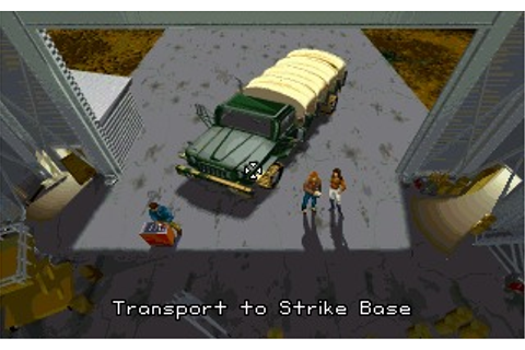Strike Commander (DOS) Game Download