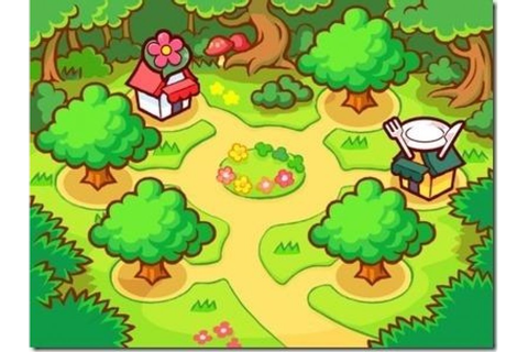 Nintendo 3DS Gardening Mama: Forest Friends - Gry na 3DS ...