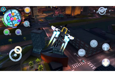 Gangstar Vegas Android gameplay - YouTube