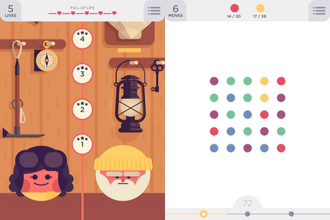 TwoDots for iOS — Tools and Toys