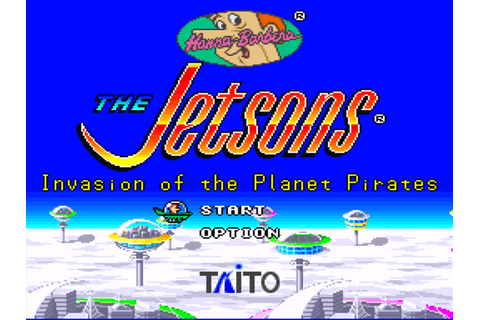 Jetsons: The Invasion of the Planet Pirates Screenshots ...