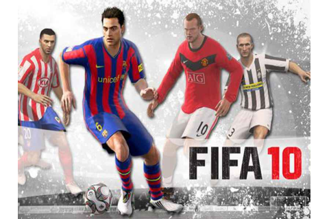 FIFA 10 Game Download Free For PC Full Version ...
