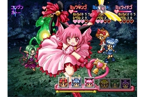 Tokyo Mew Mew game images attack wallpaper and background ...