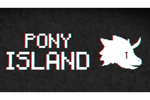 PONY ISLAND - Full Playthrough - Game About Ponies - YouTube