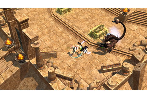 Titan Quest Anniversary Edition Steam Key for PC - Buy now