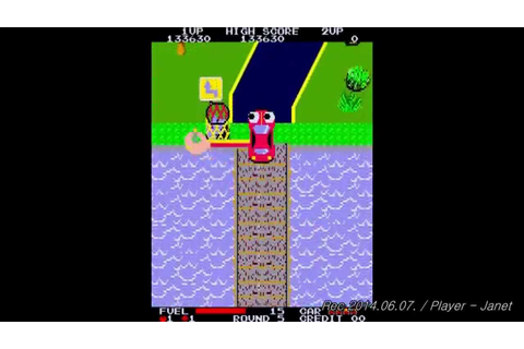 Joyful Road / Munch Mobile (1983 SNK) - 1CC 1Loop - YouTube