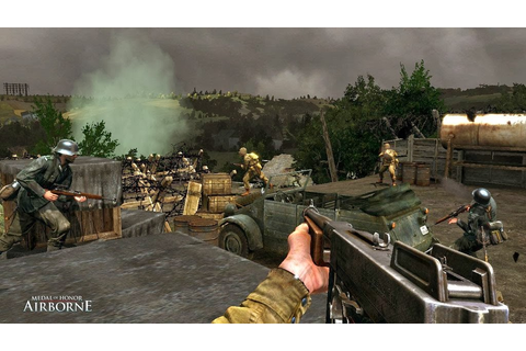 Medal Of Honor Airborne Game Free Download Full Version For Pc