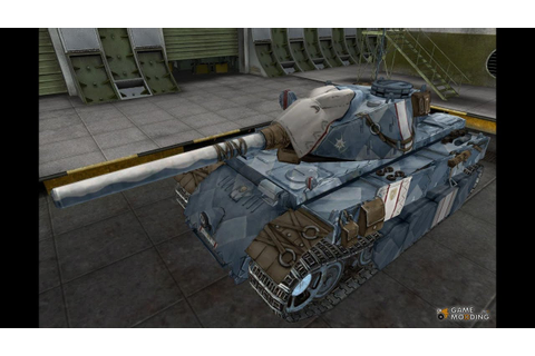 World of Tanks Blitz Edelweiss Game Replay 1st Class ...