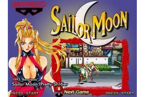 Pretty Soldier Sailor Moon Walkthrough by VideoGaming4U ...