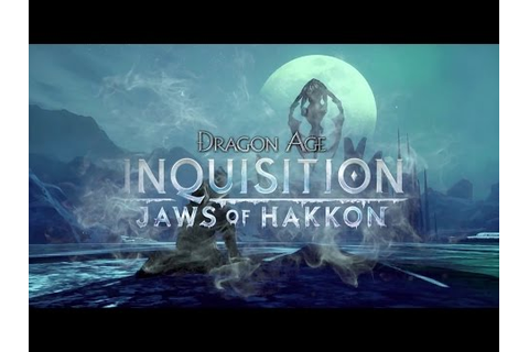 Jaws of Hakkon Trailer - Dragon Age: Inquisition - YouTube