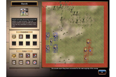 Chariots of War - PC Review and Full Download | Old PC Gaming