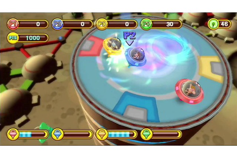 Super Monkey Ball Step and Roll - Launch-Trailer ...