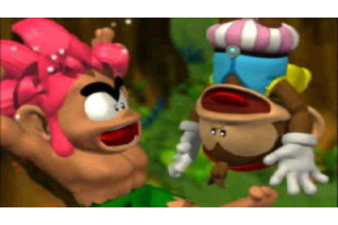 Tomba! 2 Intro PS1 - YouTube