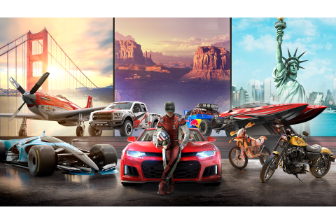 Buy The Crew® 2 Standard Edition - Microsoft Store