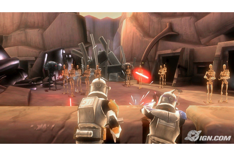 Star Wars: The Clone Wars -- Republic Heroes Screenshots ...