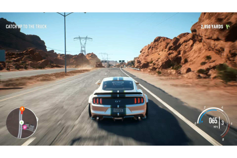 Need For Speed Payback Review - A Fun But Flawed Racer