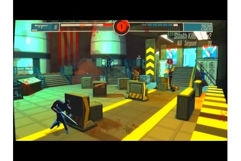 CounterSpy Game Review - YouTube