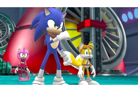 Sonic Boom: Rise of Lyric Review - IGN
