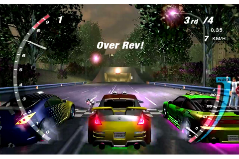 Need For Speed Underground 2 For PC Full Game Setup Free ...