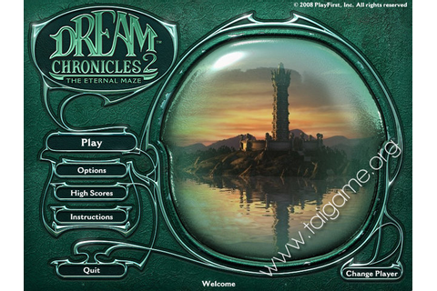 Dream Chronicles 2: The Eternal Maze - Download Free Full ...