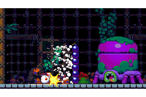 Bomb Chicken Is An Explosive Puzzle Platformer That's ...