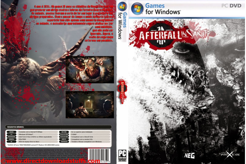 Afterfall Insanity Extended Edition PC Single Direct Link ...