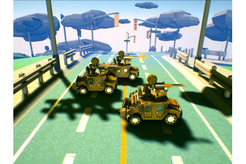 """Tiny Metal"" ist ein modernes ""Advance Wars"""