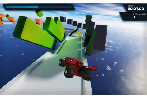 Jet Car Stunts full game free pc, download, play.