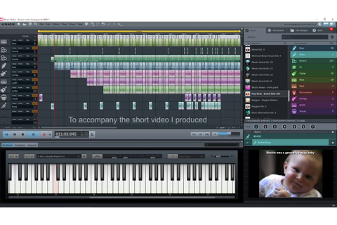 Magix Music Maker - A Brand New Life - YouTube