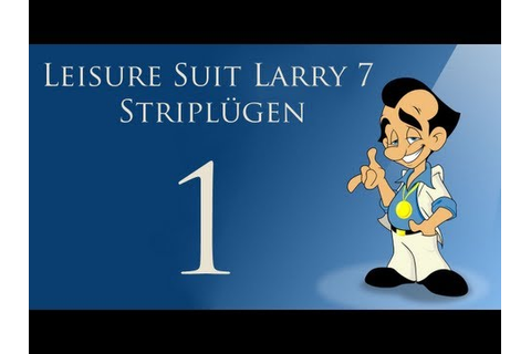 Install Leisure Suit Larry 7 Windows Xp - jackmegazone