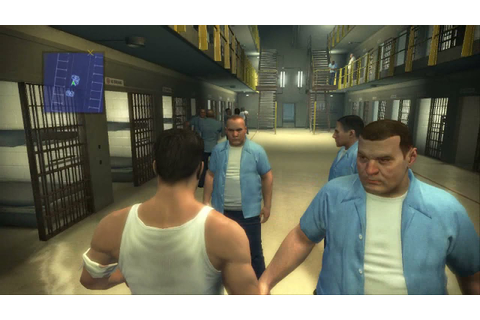 Prison Break The Conspiracy: Gameplay PC(HD) - YouTube