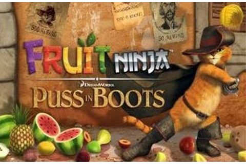 Fruit Ninja: Puss in Boots iPhone game - free. Download ...